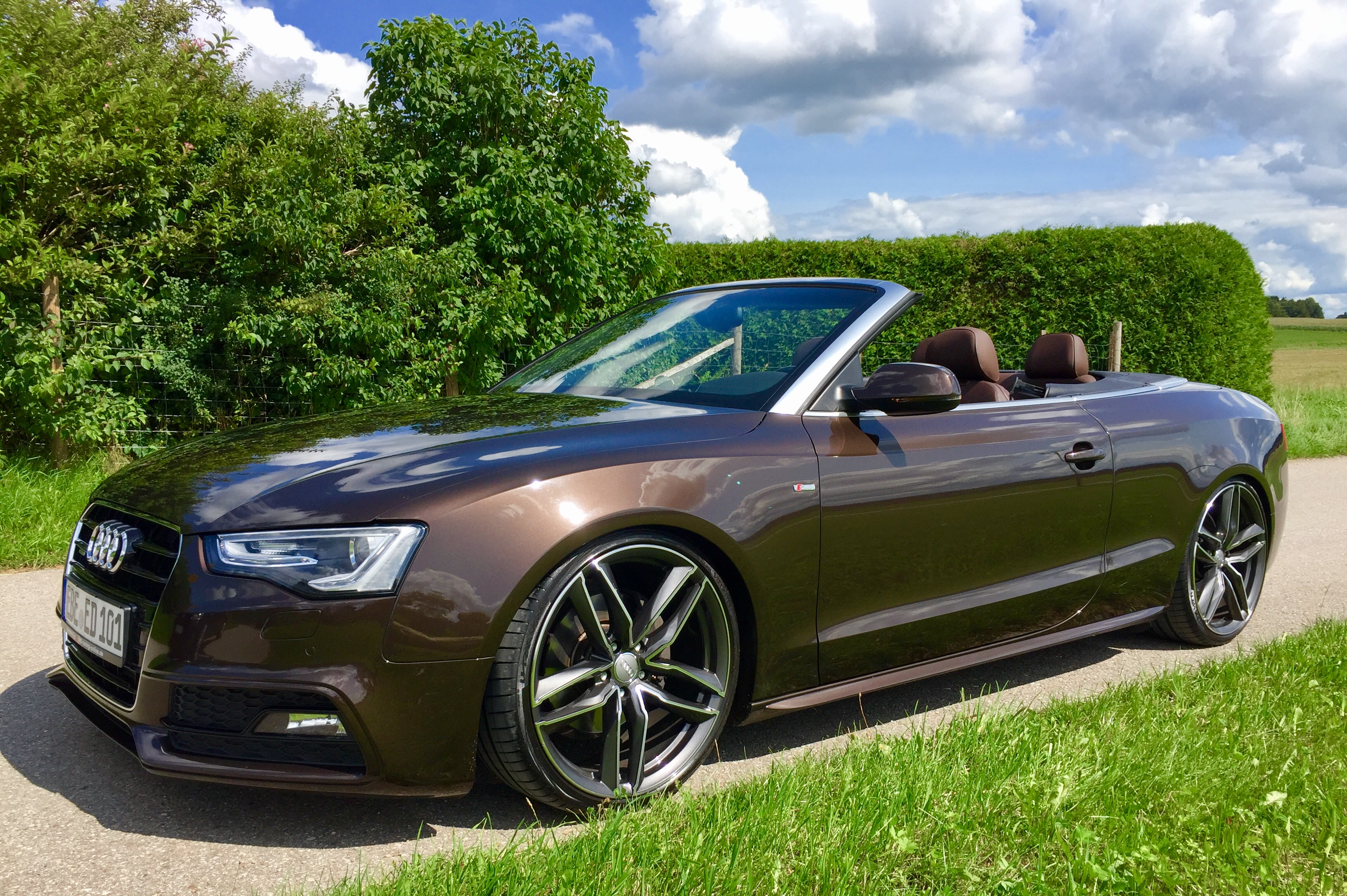 audi a5 cabrio mb tuning online. Black Bedroom Furniture Sets. Home Design Ideas
