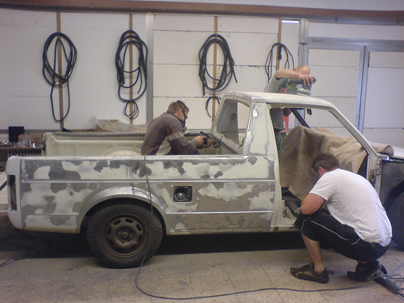 Vw Caddy 1 Mb Tuning Online